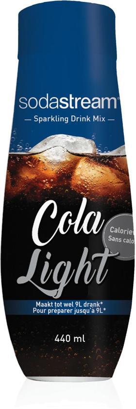 SodaStream Classics Cola Sugar Free Carbonating syrup