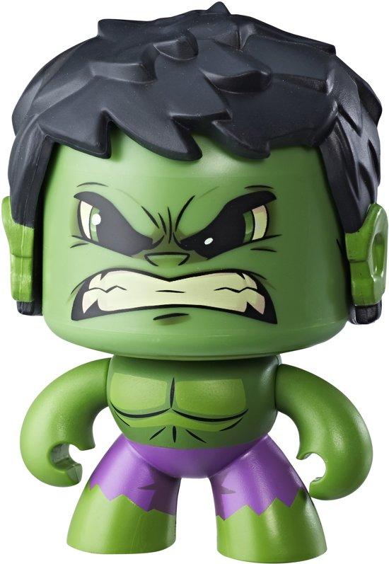 Marvel Mighty Muggs Hulk - Speelfiguur