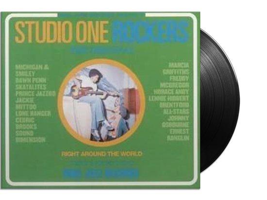 Studio One Rockers: Best (LP)