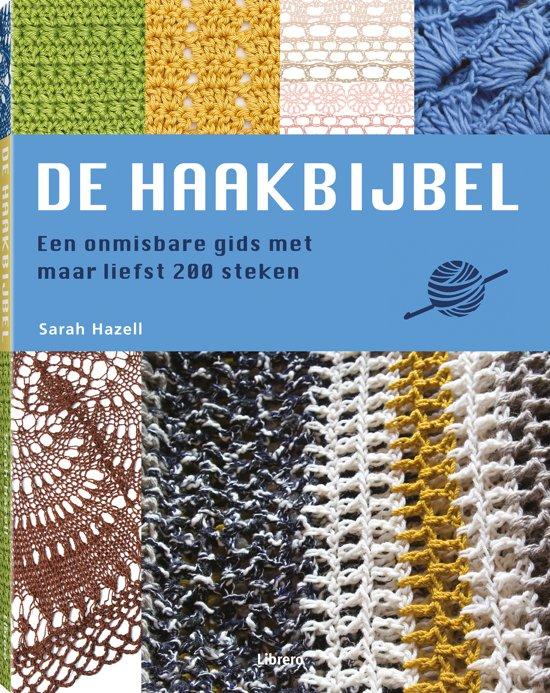 Bolcom De Haakbijbel Sarah Hazell 9789089983756 Boeken