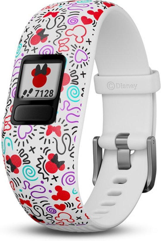 Garmin Vivofit Junior 2 - Activity Tracker voor Kinderen - Disney Minnie Mouse® - Verstelbaar bandje