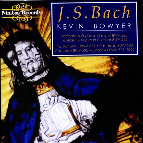 Bach: Complete Works For Organ - Vol.1