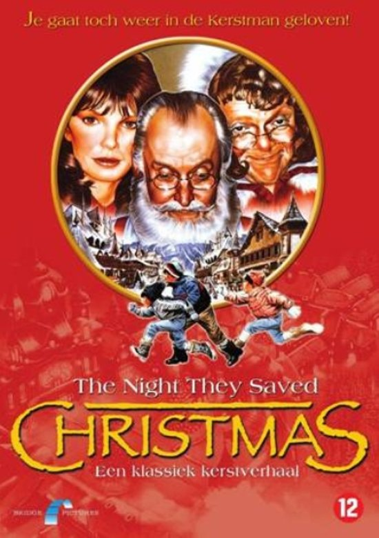 night they saved christmas - The Night They Saved Christmas Dvd