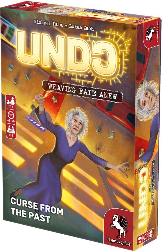 Pegasus Spiele Undo - Curse From The Past (en)