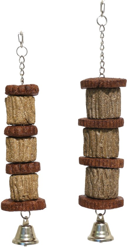 Naturals Knaagspeeltje Hide And Treat - S - 1 St