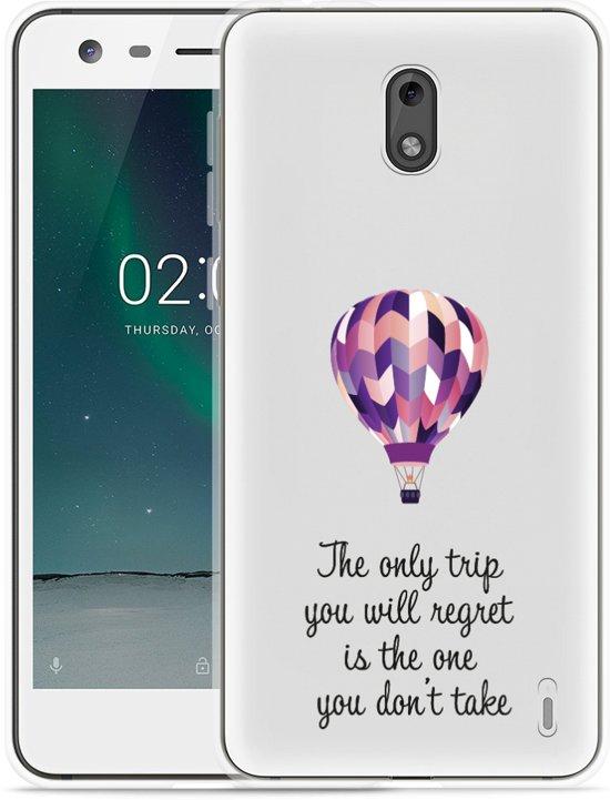 Nokia 2 Hoesje Luchtballon