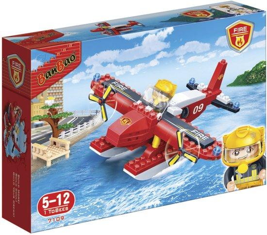 BanBao Brandweer Brandweerzeevliegtuig - 7109