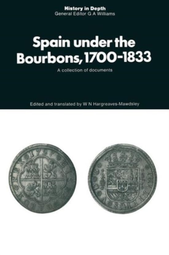 Spain under the Bourbons, 1700-1833