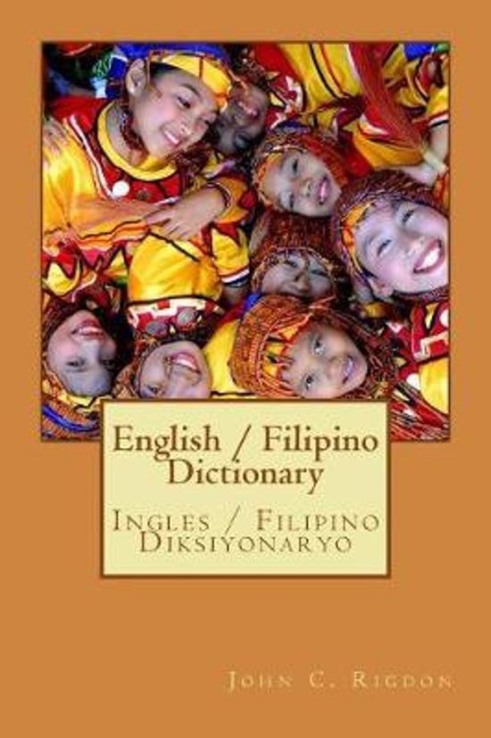 English / Filipino Dictionary