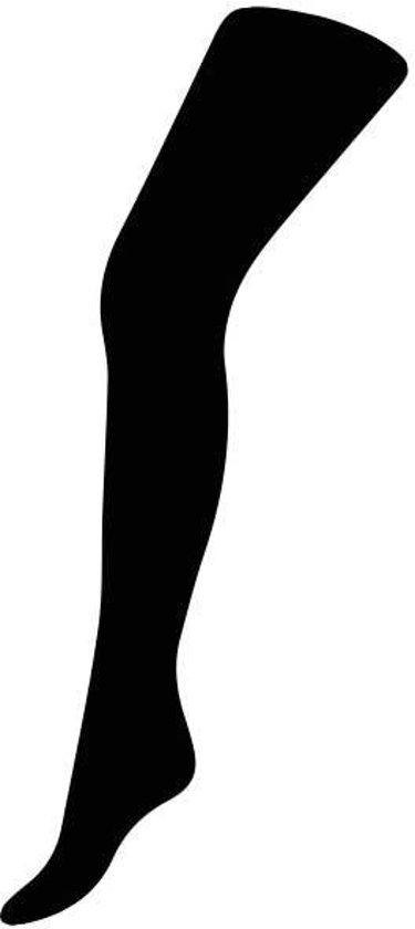 Apollo Soft Winter gevoerde zwarte thermo panty - Zwart