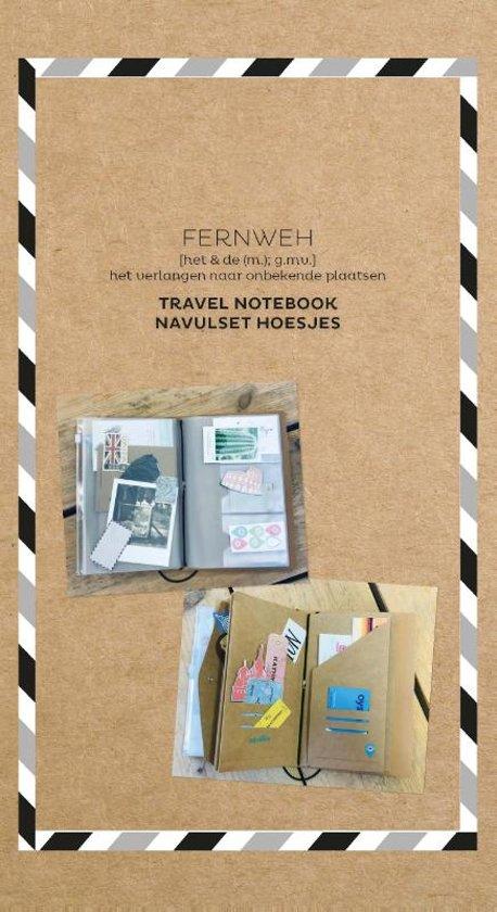 Fernweh Travel Notebook Pockets