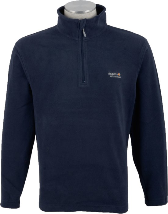 Regatta Thompson - Fleecetrui - Heren - XXXL - Navy