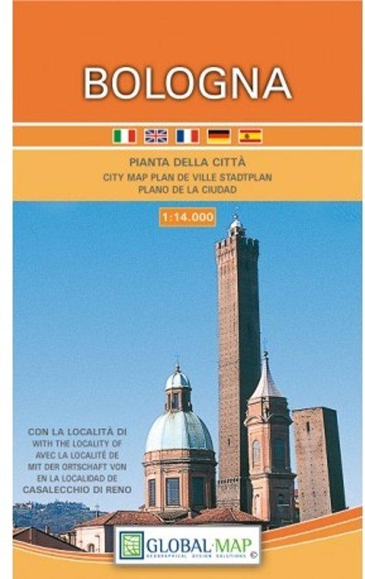 LAC Stadtplan Bologna 1:14 000