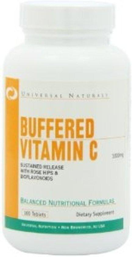 Universal Voedingssupplementen Buffered Vitamin C