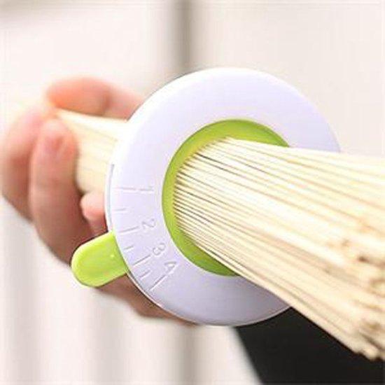 spaghetti afmeten