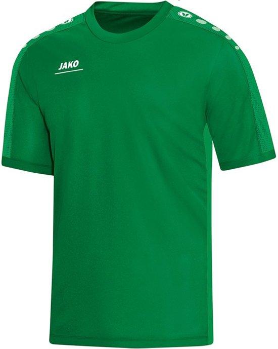 Jako - T-Shirt Striker - sportgroen - Maat XXXXL