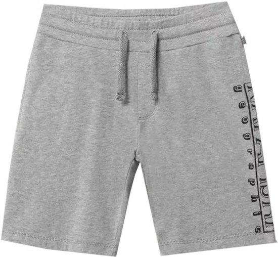 Napapijri Jongens korte broeken Napapijri K Noli med grey mel grijs 152