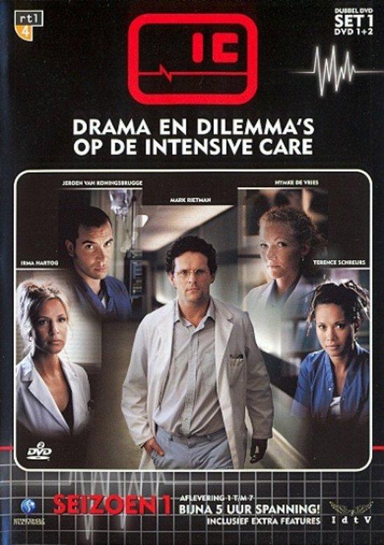 I.C. - seizoen 1 (1-7) (2DVD)
