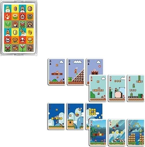 Afbeelding van het spel Playing Cards - Super Mario Game Stage (NAP04)
