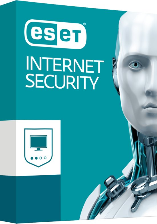 ESET Internet Security - 1 Gebruiker - 1 Jaar - Meertalig - Windows/MAC/Android Download