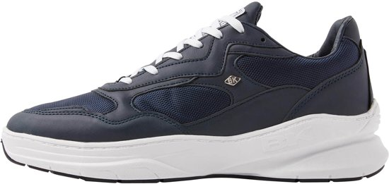 British Knights CHROME Heren sneakers laag - Donker blauw - maat 46