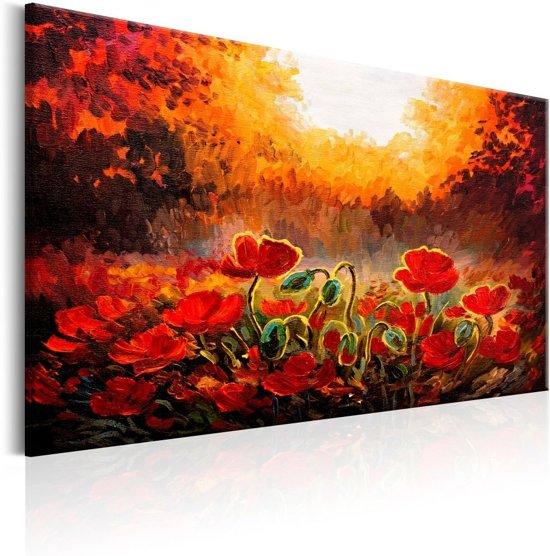 Schilderij - Geheime Weide
