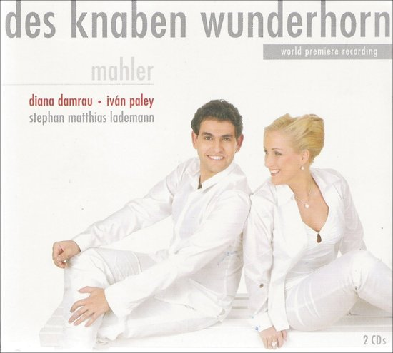 Mahler: Des Knaben Wunderhorn  2-Cd