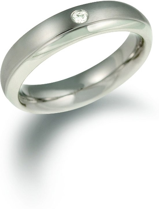 Boccia titaan ring br. 1/0.03
