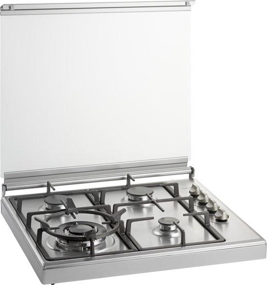 Goede bol.com | Pelgrim PK561RVS - Vrijstaande Gaskookplaat - met wokbrander SS-15
