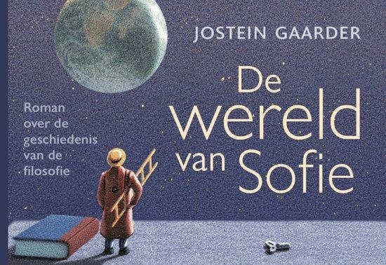 Boekomslag van 'De wereld van Sofie - dwarsligger (compact formaat)'