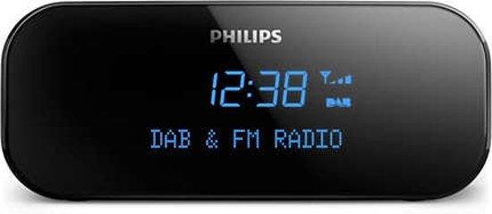 Philips AJB3000 - Wekkerradio met DAB+ - Zwart
