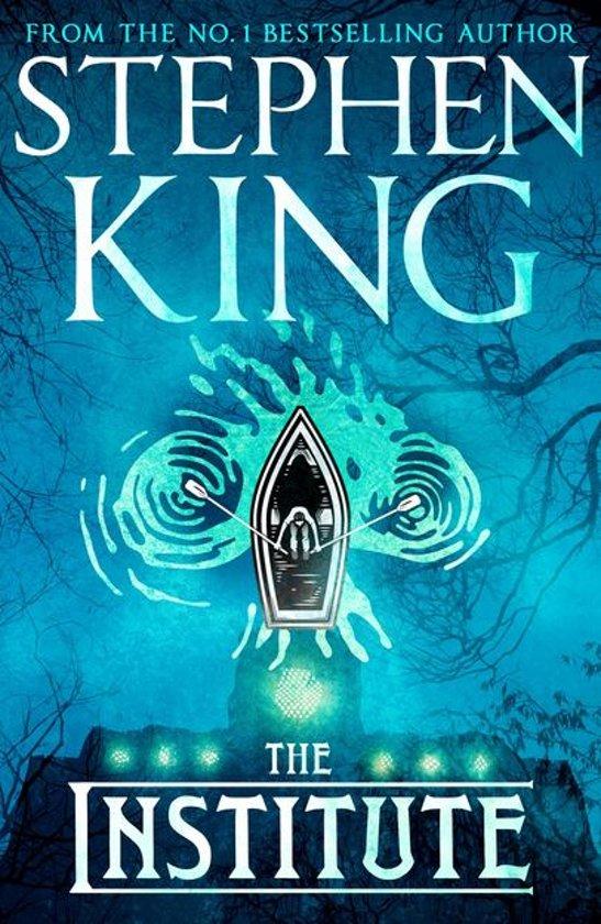 Boek cover The Institute van Stephen King (Onbekend)