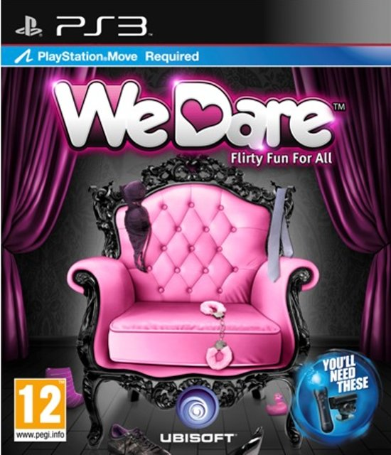 We Dare - PlayStation Move