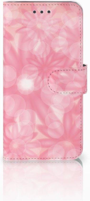 Huawei Mate 10 Pro Uniek Boekhoesje Spring Flowers