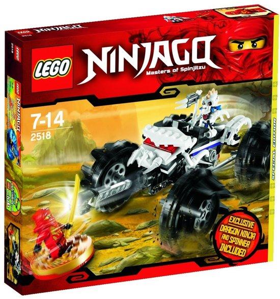 Lego Ninjago 2518 - Nuckal's ATV