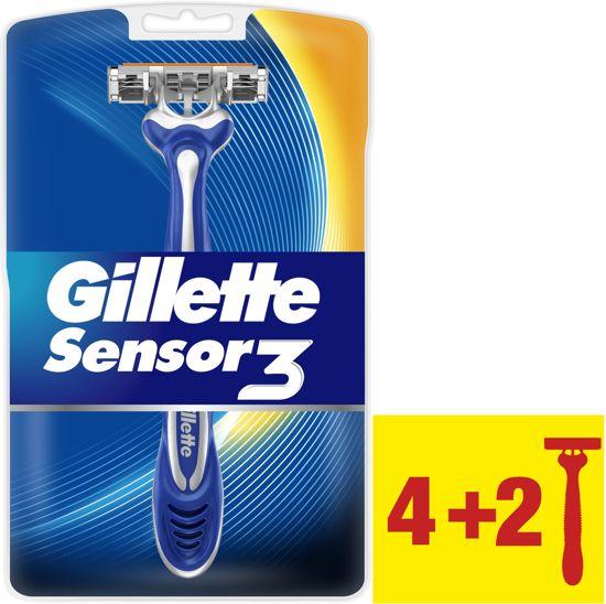 Gillette Sensor Excel - 5 stuks - Scheermesjes