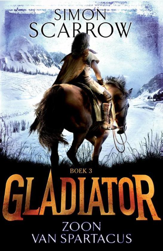 simon-scarrow-gladiator-3---zoon-van-spartacus