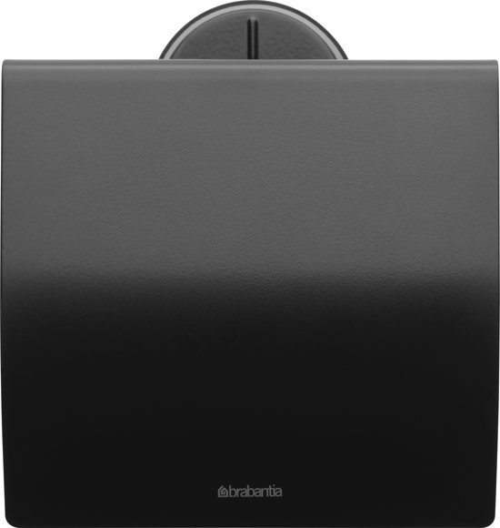 Brabantia Toiletrolhouder - Matt Black