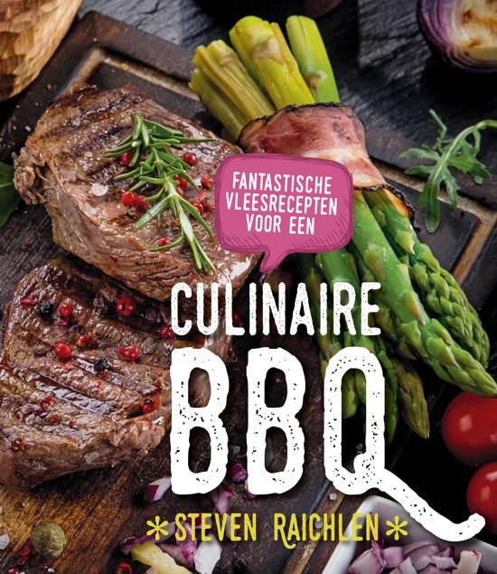 Boek cover Fantastische vleesrecepten voor een culinaire BBQ van Steven Raichlen (Paperback)