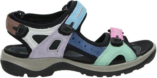 ECCO Offroad dames sandaal. Paars Maat 40