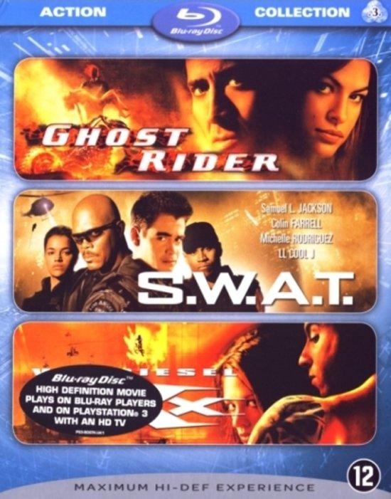 Cover van de film 'Action Collection'