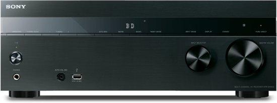 Uitgelezene Sony STR-DH550 - 5.2 kanaals AV-receiver - Zwart - bol.com DF-31