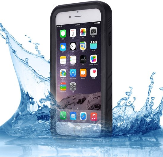 iphone 7 stof en waterdicht hoesje