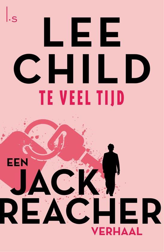 Boekomslag voor Jack Reacher 12 - Te veel tijd