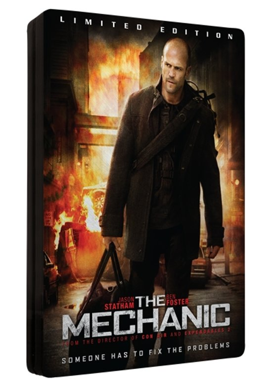 The Mechanic (Steelbook) (Limited Edition)