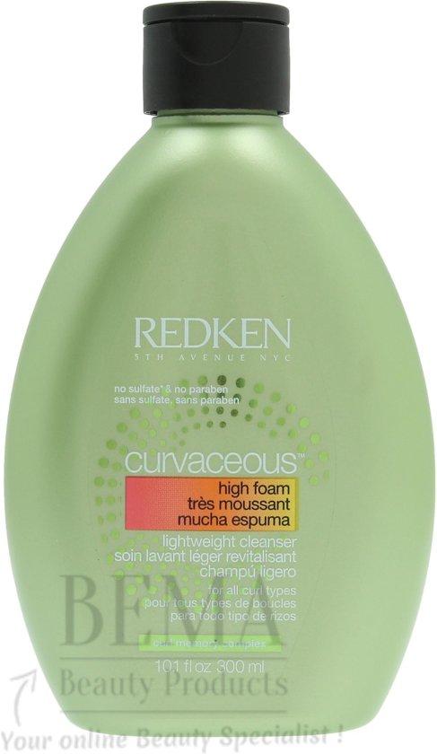 Redken Curvaceous Unisex Shampoo 300 ml