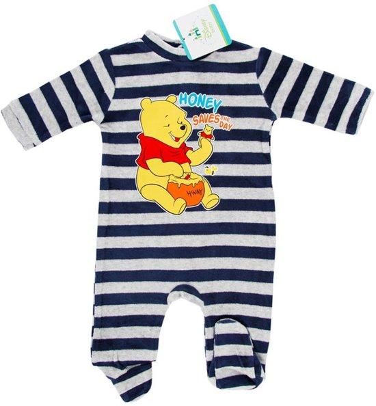 Babykleding 80.Bol Com Disney Baby Jongens Baby Pyjama Winnie De Poeh Maat 80