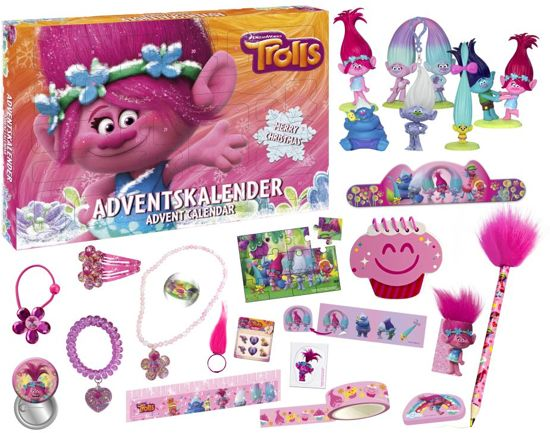 Advent Calendar - TROLLS