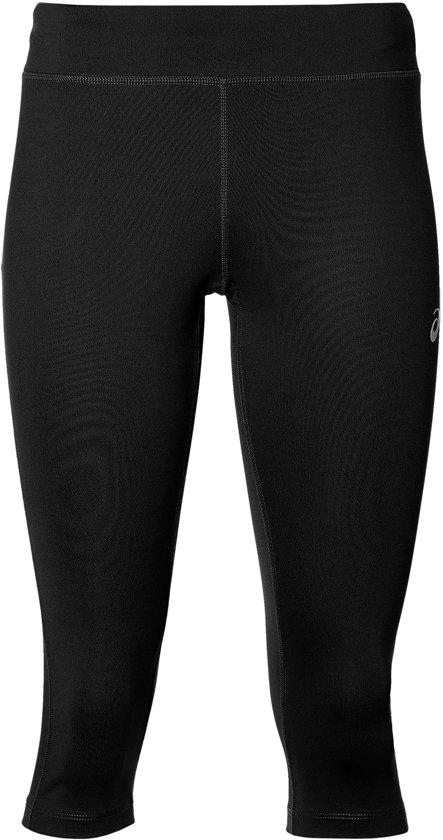 7f512119b93 Asics Hardloop Performance Knee Sportbroek - Maat XS - Vrouwen - zwart