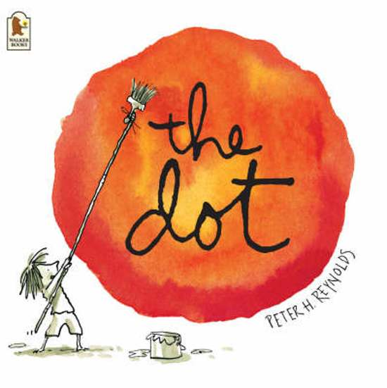 Boek cover The Dot van Peter H. Reynolds (Paperback)